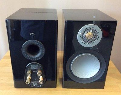 Полочная акустика Monitor Audio Silver 50 Black