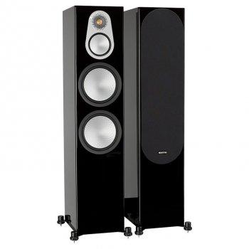 Напольная акустика Monitor Audio Silver 500 Black