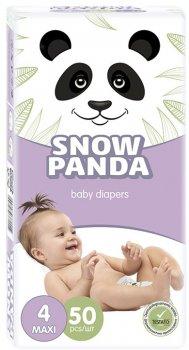 Підгузки Сніжна Панда ПАНДОгузки Maxi 7-18 кг 50 шт. (4820183970800)