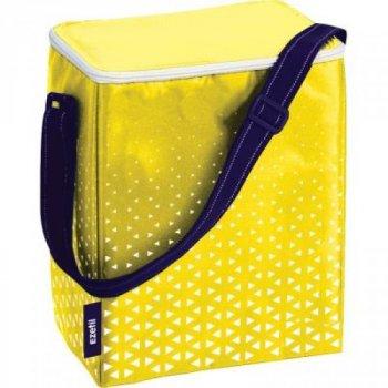 Термосумка, сумка-холодильник на 14 л для продуктів Ezetil (4020716804507YELLOW) Жовтий