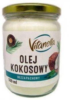 Олія кокосова Vitanella 500 ml