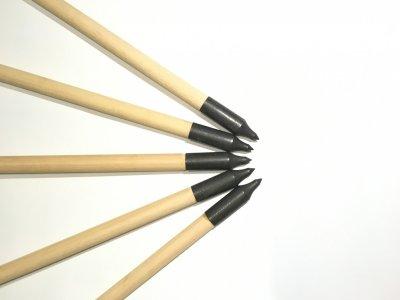 """Стріла дерев'яна ВТ Basic, 3"""", 536723"""