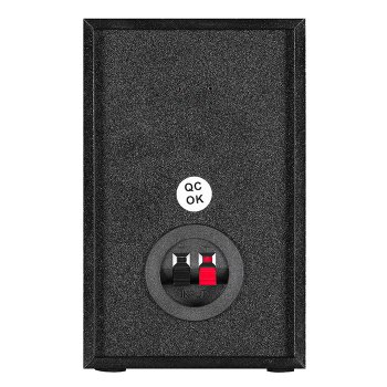 Комплект акустики для домашнього кінотеатру ( колонки ) SVEN HT-200 (black) 5+1: 20Вт+5*12Вт, FM, SD, LED display, ДУ (11580)