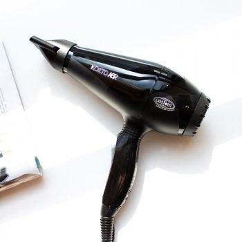 Фен для волосся Coifin Korto A6R чорний 2200-2400W