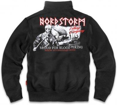Толстовка Dobermans Aggressive Nord Storm BCZ84BK Чорна