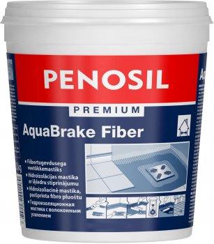 Мастика гідроізоляційна Penosil Premium AquaBrake Fiber 14 кг (Y0009)