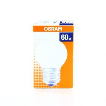Лампа розжарювання OSRAM Клас Р матова 60W E27 (10133193)