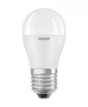 Лампа LED OSRAM Р75 8W 806LM 4000K Е27 (11991273)