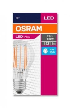 Лампа LED OSRAM FIL A100 11W 4000K E27 (11899132)