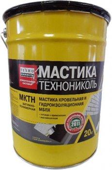 """Мастика ТехноНИКОЛЬ МБПХ """"МКТН"""", 20 кг (7465100)"""