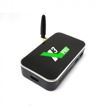 Ugoos X3 PRO 4/32 Гб Smart TV Box ТВ приставка (694)