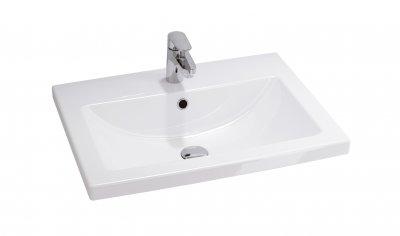 Меблева раковина CERSANIT Como 610 х 490 mm White (CCWF1000803618)