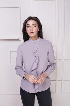 Блузка Lilove 018-1 Серая