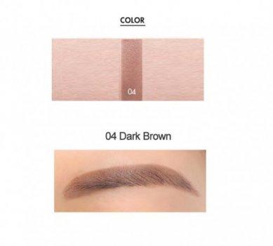 Косметика для брів Tony Moly 7days Perfect Tattoo Eyebrow Dark Brown (EE00539)