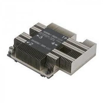 Кулер для процесора Supermicro SNK-P0067PD/LGA3647/1U Passive (SNK-P0067PD)