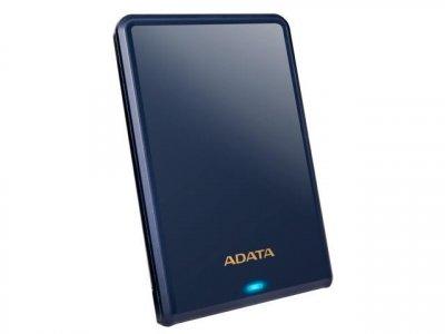 """Жорстку зовнішній диск A-DATA USB 3.2 Gen1 HV620S 2TB 2,5"""" Синій (AHV620S-2TU31-CBL)"""
