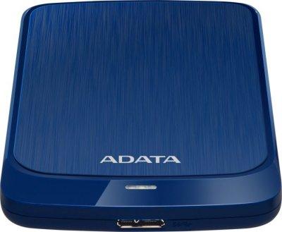 """Жорстку зовнішній диск A-DATA USB 3.2 Gen1 HV320 2TB 2,5"""" Синій (AHV320-2TU31-CBL)"""