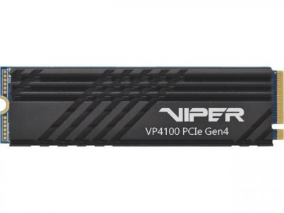 Накопичувач SSD Patriot Viper VP4100 1024GB M. 2 2280 PCI Express 4.0 x4 3D TLC (VP4100-1TBM28H)