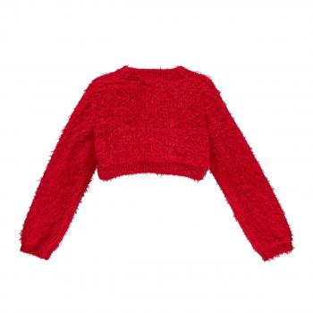 Мінікардиган для дівчинки Brums 193BGHC004-207 Червоний