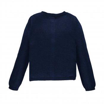 Кардиган для дівчинки BRUMS 191BGHC008-276 синій