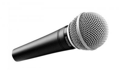 Вокальний мікрофон Shure SM48 (Мексика)