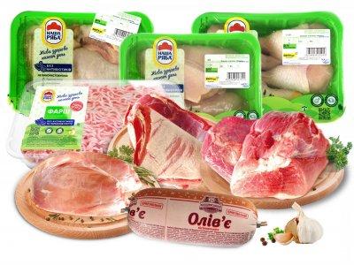 М'ясний продуктовий набір №3