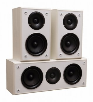 Комплект акустики 5.0 TAGA Harmony TAV-606 v.3 Set White