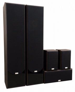 Комплект акустики 5.0 TAGA Harmony TAV-606 v.3 Set Wenge