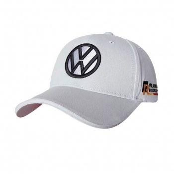 Кепка с логотипом Volkswagen Sport Line 5162 57-60 цвет белый
