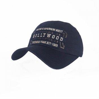 Стильная мужская кепка Hollywood Sport Line 3767 57-60 цвет синий