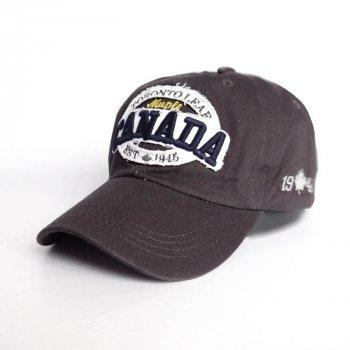 Мужская бейсболка Canada Sport Line 2447 57-60 цвет коричневый