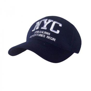 Стильная кепка New York Sport Line 5287 57-60 цвет синий