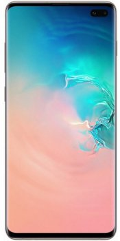 Мобільний телефон Samsung Galaxy S10 Plus 8/128GB Ceramic White (SM-G975FCWDSEK)