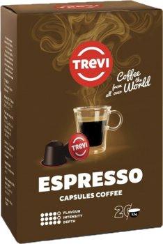 Кава в капсулах Trevi Espresso Nespresso 5.5 г х 20 шт. (4820140051979)