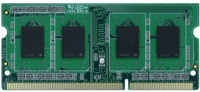 Оперативная память Exceleram SODIMM DDR3-1600 4096MB PC3-12800 (E30170A)