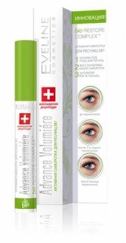 Сыворотка для ресниц Eveline Cosmetics Advance Volumiere 3в1