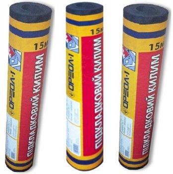 BauPlast ХММ Ореол-1 подкладочный материал для кровли на основе стеклохолста, 2 кг/м2, 15м2