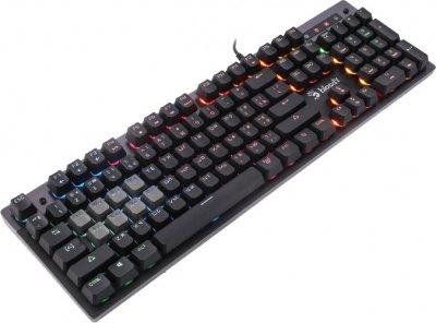 Клавіатура дротова Bloody B500N USB (4711421946520)