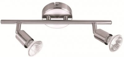 Спот PowerLight Munchen 2х50W GU10 нікель (10259004)