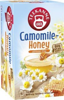 Чай Teekanne Ромашка и мед 20 пакетиков (4009300595069)