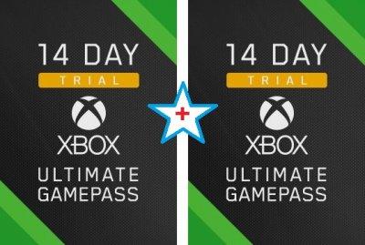 Подписка Xbox Game Pass Ultimate на 28 дней | Все Страны