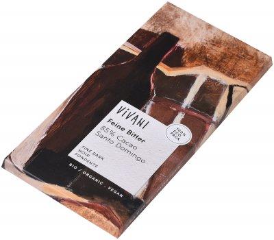 Шоколад Vivani чорний органічний 85% какао 100 г (4044889000054)