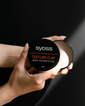 Глина текстурувальна для волосся Syoss Texture Clay Фіксація 5 100 мл (9000101208580)