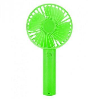 Портативний ручний вентилятор NBZ Handy Fan Mini на акумуляторі Green
