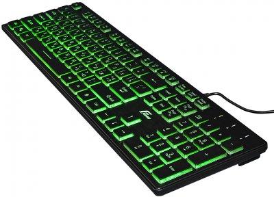 Клавиатура проводная Frime MoonFox 3Color USB (FLK18210)