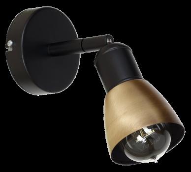 Настінний світильник бра Luminex Gordon Бронзовий (5881)