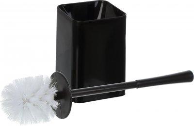 Ёршик для унитаза VANSTORE TL-1943BK Color черный