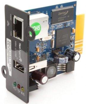 SNMP-адаптер Powercom DY807 для серії MACAN моделей MAC, MRT