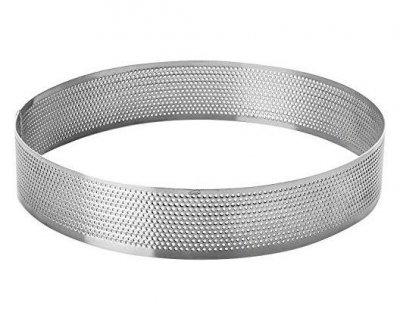Кільце перфоровані Lacor Aros Perforados для випічки торта з нержавіючої сталі 24х3.5см (68554)