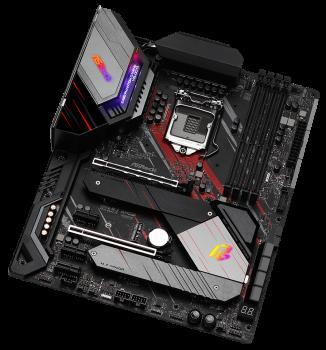 Материнська плата ASRock Z490 PG Velocita (s1200, Intel Z490, PCI-Ex16)